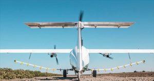 Αυτόνομο, μη επανδρωμένο ψεκαστικό αεροσκάφος